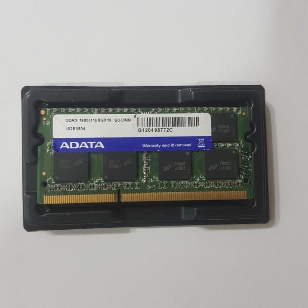 Giá Ram laptop DDR3L 8GB bus 1600( nhiều hãng) Micron/Crucial/Hynix/Samsung/Kingston PC3L-12800s.