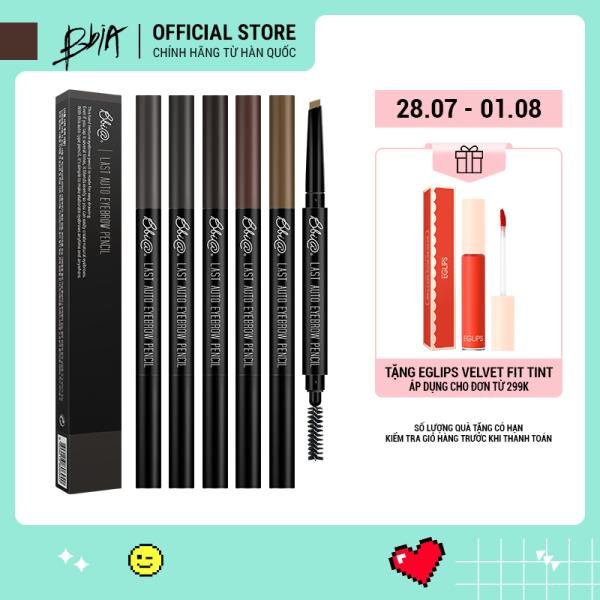 Kẻ chân mày Bbia Last Auto Eyebrow Pencil 0.18g (5 màu) giá rẻ