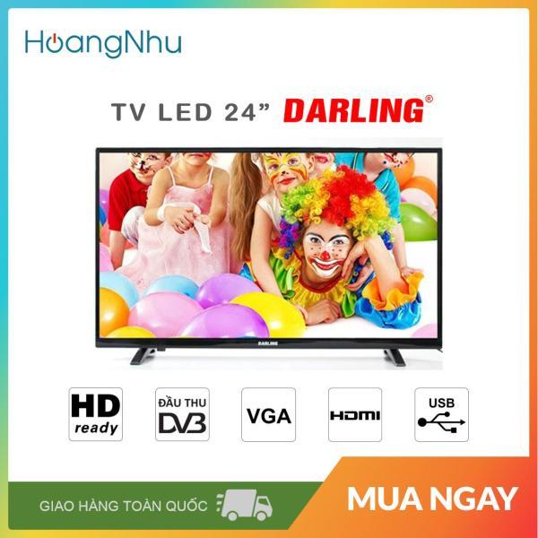 Bảng giá TV LED Darling 24 inch model 24HD920T2 / 24HD900T2 (HD Ready, truyền hình KTS) - Bảo hành toàn quốc 2 năm