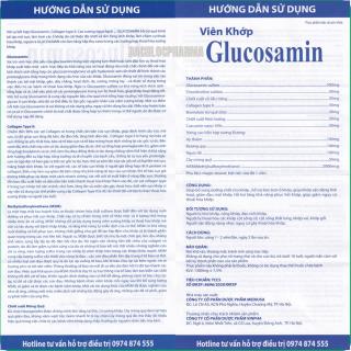 [Hộp 100 viên nhập Khẩu Mỹ] Viên Uống Bổ Xương Khớp Glucosamine Red Max 6800mg - thành phần glucosamine 6800mg, sụn cá mập 1000mcg Hỗ trợ điều trị thoái hóa khớp,giảm đau lưng, mỏi gối ,phòng ngừa ung thư 2