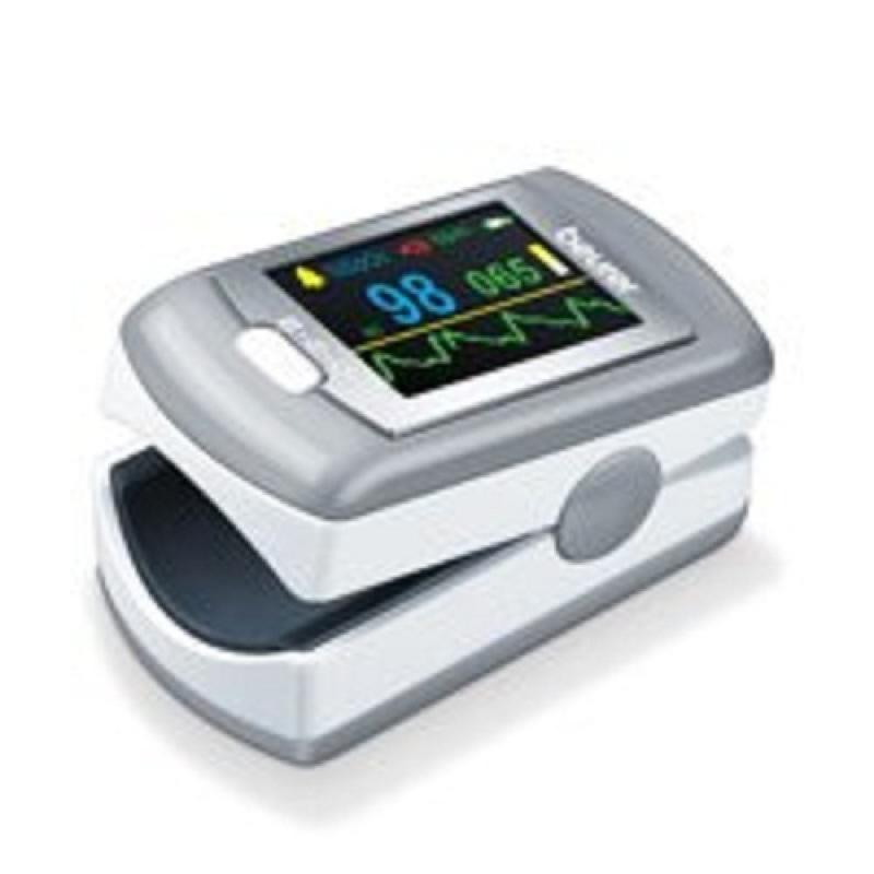 Máy đo nồng độ oxy trong máu và nhịp tim cá nhân pin sạc kết nối USB Beurer PO80 bán chạy