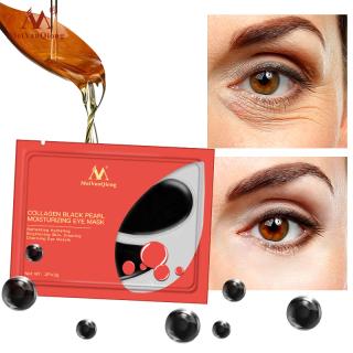 Gói mặt nạ mắt MeiYanQiong collagen ngọc trai đen loại bỏ quầng thâm chống nếp nhăn lão hoá - INTL thumbnail
