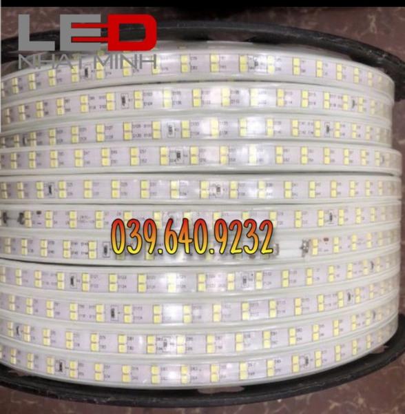 Bảng giá Dây led 2835 2 hàng bóng siêu sáng, độ bền cao - Bán theo mét