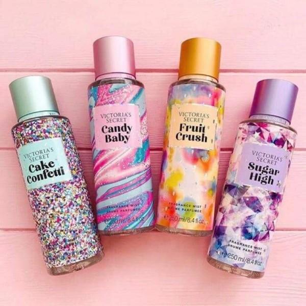 Xịt Thơm Toàn Thân Victoria's Secret Fragrance Mist (250ml)