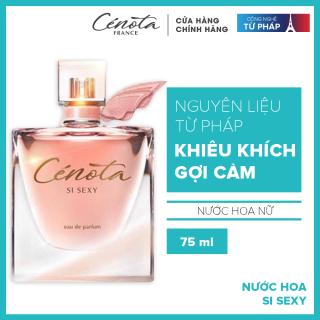 Nước hoa dành cho nữ Cénota SI SEXY 75ml thumbnail