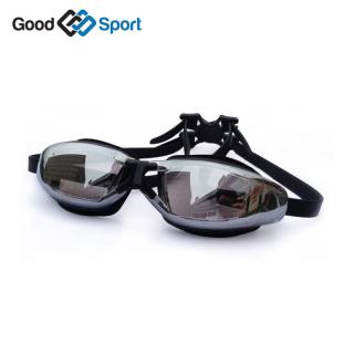 Kính bơi cận độ cận từ 1.5 đến 5.0 cho người cận thị, mắt kính tráng gương, chống UV, chống hấp hơi khóa đeo kính thông minh WG42AC thumbnail