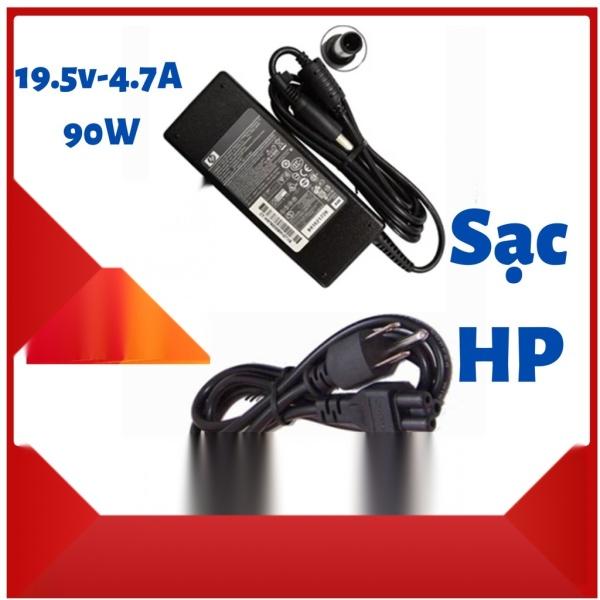 Bảng giá Sạc laptop Hp Probook 18.5V - 3.5A -65W chính hãng ( Adapter HP 18.5V- 3.5A - 65W) tặng kèm dây nguồn Phong Vũ