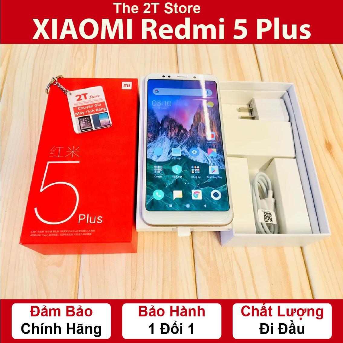 Điện thoại Xiaomi Redmi 5 Plus 3Gb RAM Fullbox đẹp