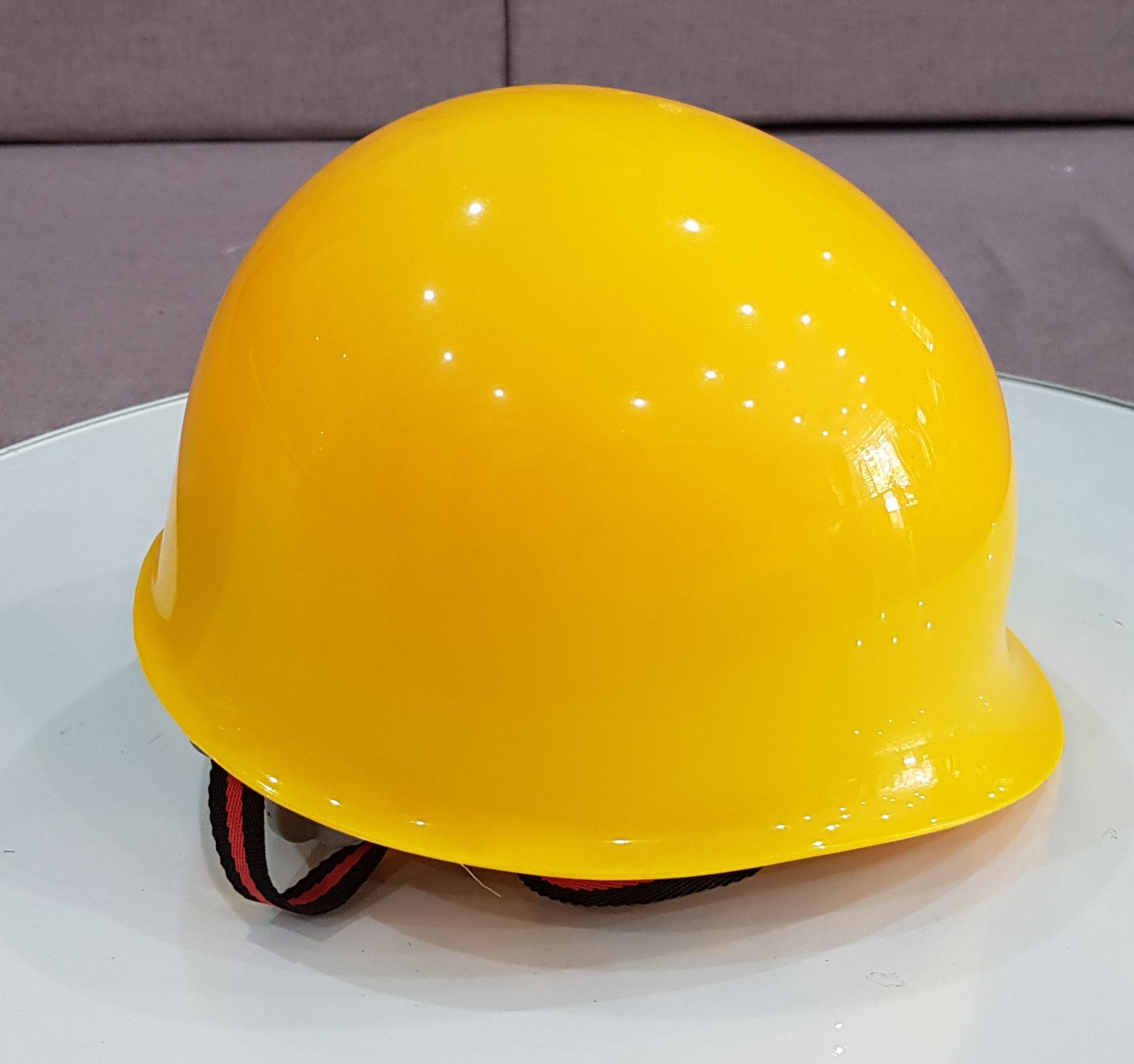 nón bảo hộ lao động kiểu nhật chống va đập/ mũ bảo hộ lao động kiểu nhật chống va đập màu cam