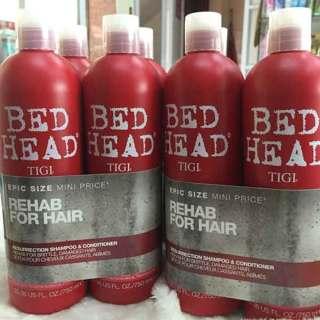 Bộ 2 sản phẩm dầu gội 750ml + dầu xả 750ml TIGI BED HEAD URBAN ANTIDOTES 3 Resurrection Shampoo and Conditioner - KN Beauty shop thumbnail