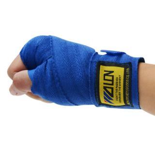 Băng quấn tay, băng đa tập luyện võ thuật loại dài (1 cặp) thumbnail
