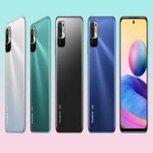 Điện thoại Xiaomi Redmi Note 10 5G 4GB - Hàng chính hãng