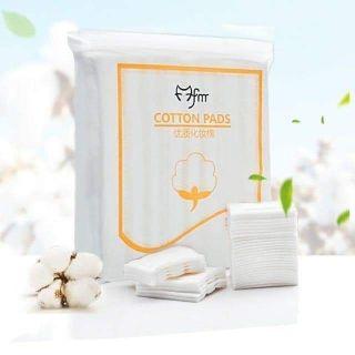 Bông tẩy trang 3 lớp cotton pads zavenci 222 miếng, làm sạch da, mềm mịn khi dùng, an toàn cho da, thích hợp mọi loại da thumbnail