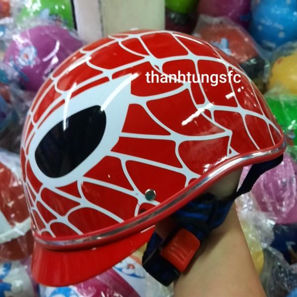 Giá bán nón bảo hiểm trẻ em SPIDER-MAN NAPOLI cao cấp