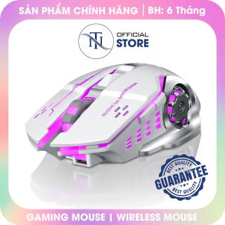 Chuột Không Dây T-WOLF Q13 Pin Sạc - Chuột Gaming - Chuột Chơi Game - Chuột máy tính thumbnail