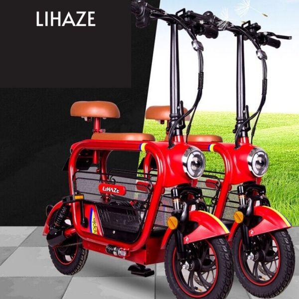 Giá bán Xe điện Ngọc Trinh review, xe điện dành cho hotgirl, xe điện rẻ đẹp, xe điện mini gấp gọn - pin8a