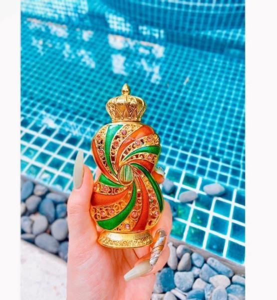 Tinh dầu nước hoa Dubai - Tanasuk Haramain Nafuly