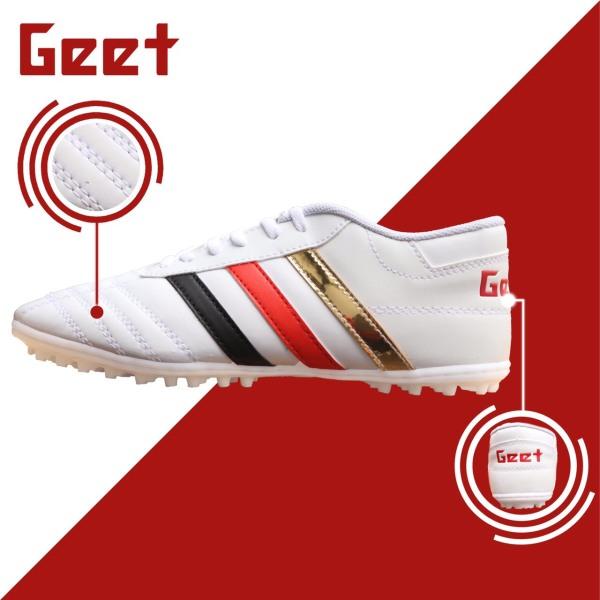 Giày bóng đá nam, giày đá banh ba sọc đặc biệt đã khâu đế