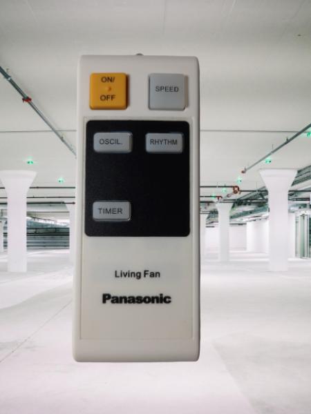 Bảng giá ĐIỀU KHIỂN QUẠT PANASONIC - QUẠT CÂY, TREO TƯỜNG PANASONIC