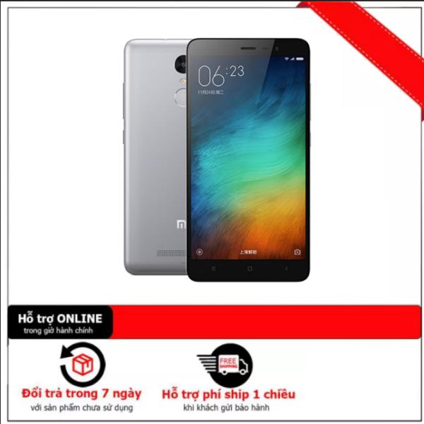 Điện Thoại Cảm Ứng Smartphone Xiaomi Redmi Note 3 (3GB/32GB) - Có tiếng việt - 2 Sim ( 1 Nano SIM & 1 Micro SIM, Hỗ trợ 4G )