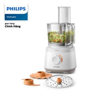Máy Xay Đa Năng Philips HR7310 700W 16 chức năng - Hàng Phân Phối Chính Hãng thumbnail