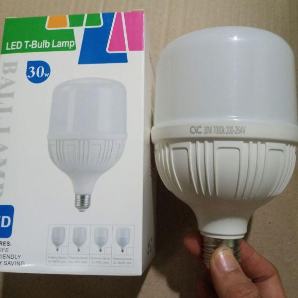 bóng đèn 30W đủ công suất bảo hành 2 năm loại tốt