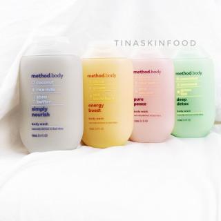 Sữa tắm Method Body Wash Úc Minisize 100ml thumbnail
