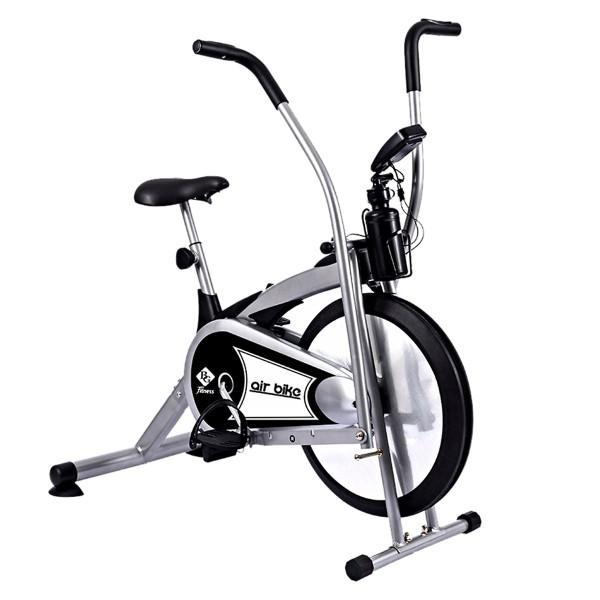 (ẢNH THẬT & VIDEO)BG - Xe đạp tập thể dục Air bike Mẫu 8701 của năm 2020