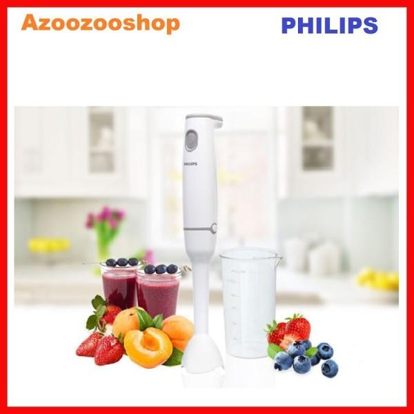 Máy xay cầm tay đơn năng Philips HR1600, 550 W, hàng  bảo hành 2 năm trên toàn cầu