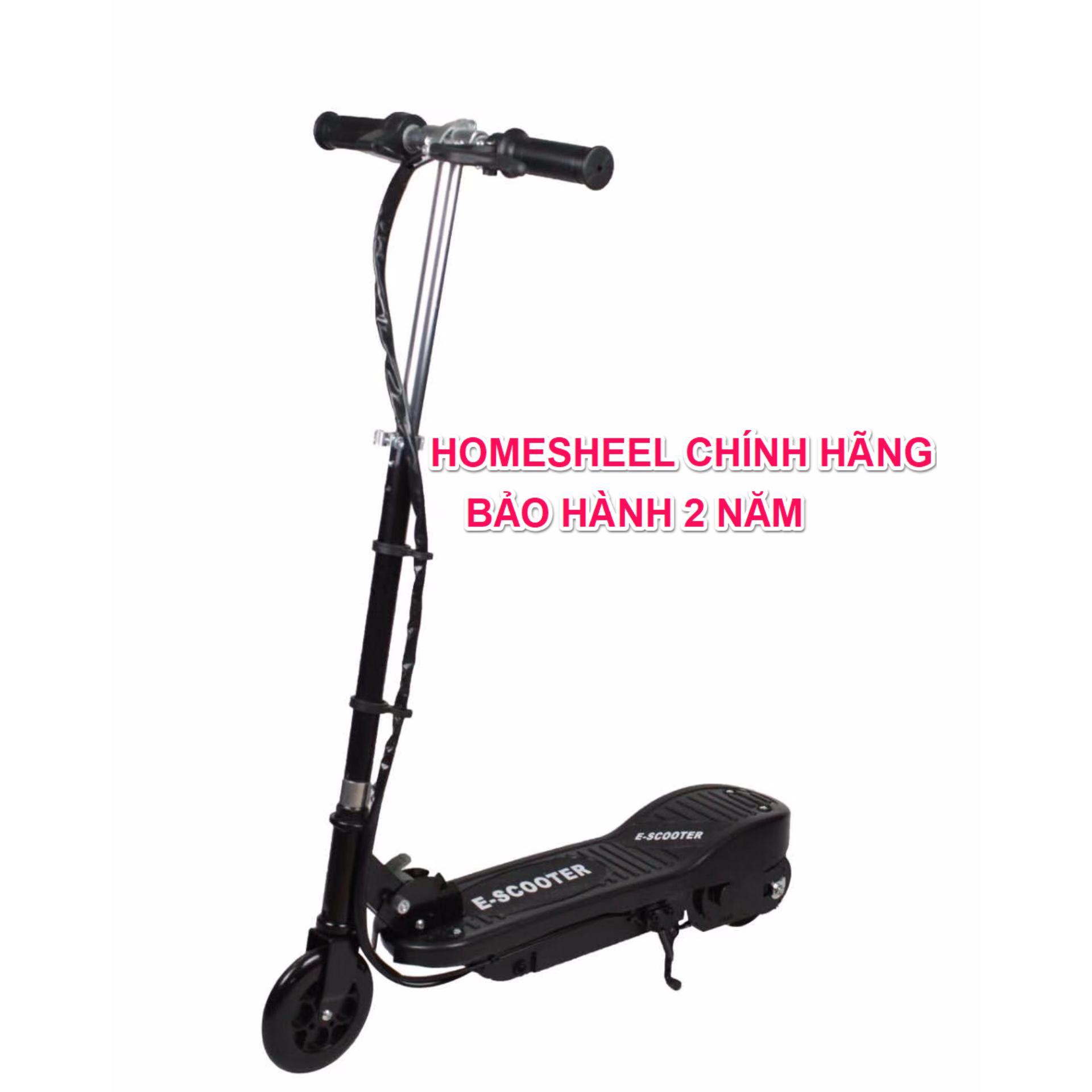 Mua Xe điện scooter Homesheel b2 mẫu mới - đen