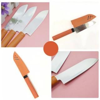 (QT11.11) Dao bếp gọt trái cây- Dao Bếp Gọt Trái Cây Có Vỏ Bảo Vệ Cao Cấp - dao bếp đồ gia dụng bếp bách hóa tổng hợp dao nấu ăn đồ dùng phòng bếp dụng cụ nhà bếp bộ dao - dao thumbnail
