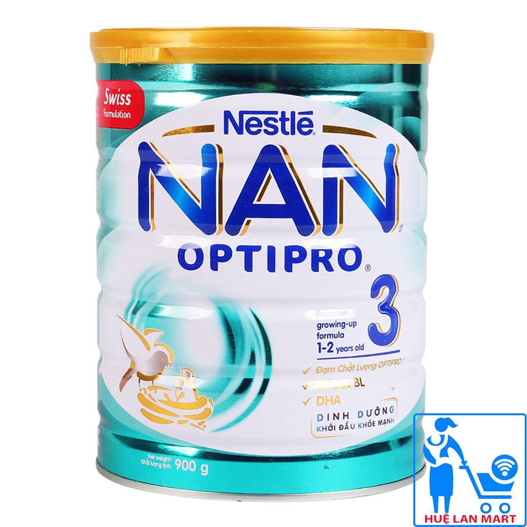 [CHÍNH HÃNG] Sữa Bột Nestlé NAN Optipro Số 3 -...