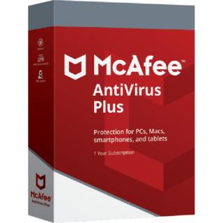 Phần mềm McAfee AntiVirus 2021 Key 1 máy 1 năm thumbnail