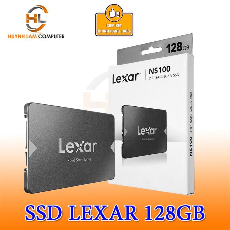 Ổ cứng SSD 128GB Lexar NS100 - Chính hãng Diệp Khánh Phân Phối