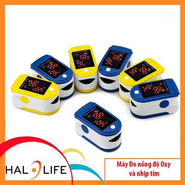 Máy đo nồng đô Oxy trong máu (SpO2) và nhịp tim (bảo hành 6 tháng) bán chạy