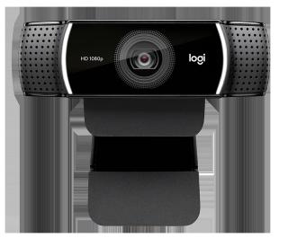 Webcam Logitech C922 Pro Optimized For Streaming thumbnail
