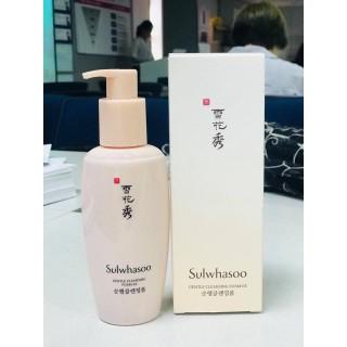 Sữa rửa mặt Sulwhasoo Gentle Cleansing Foam 200ml - 3843, cam kết hàng đúng mô tả, chất lượng đảm bảo an toàn đến sức khỏe người sử dụng thumbnail