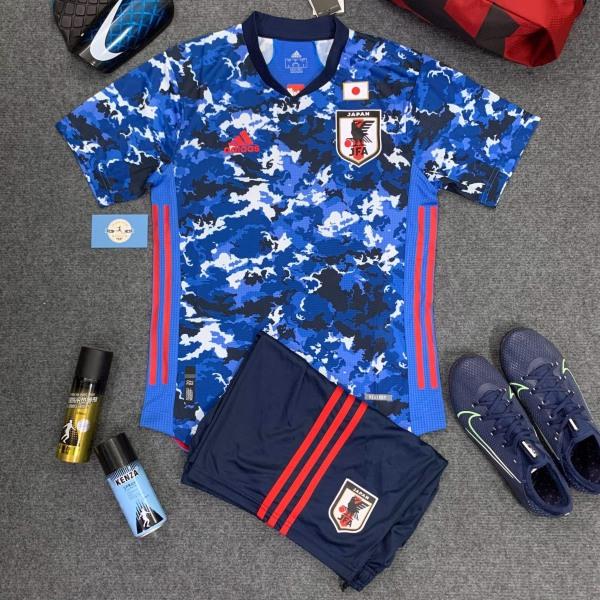Áo đấu ĐTQG Nhật mùa giải 2020