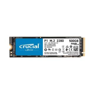 SSD Crucial P1 M.2 PCIe NVMe 500GB nhập khẩu mới 100% Bh 36 tháng ( đọc 1900mb s ghi 950mb s) thumbnail