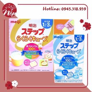 Sữa MEIJI 1-3 24 thanh 648g Nhật Ba n [Date T5.2022] thumbnail