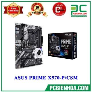MAINBOARD ASUS PRIME X570-P CSM (AM4 ATX 4xDDR4 ) thumbnail