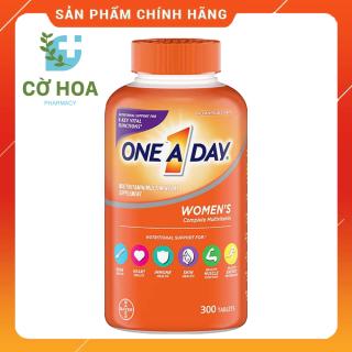 Vitamin tổng hợp cho nữ dưới 50 tuổi One A Day Women s - Hộp 300 viên thumbnail