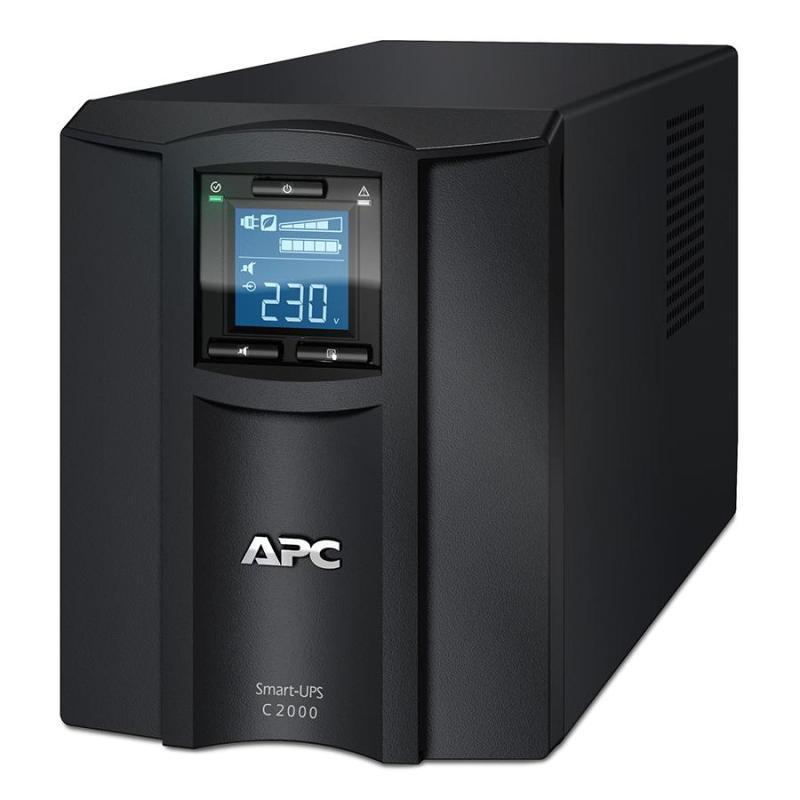 Bảng giá Bộ lưu điện APC: Smart-UPS C 2000VA LCD 230V-SMC2000I - Hàng Chính Hãng Phong Vũ