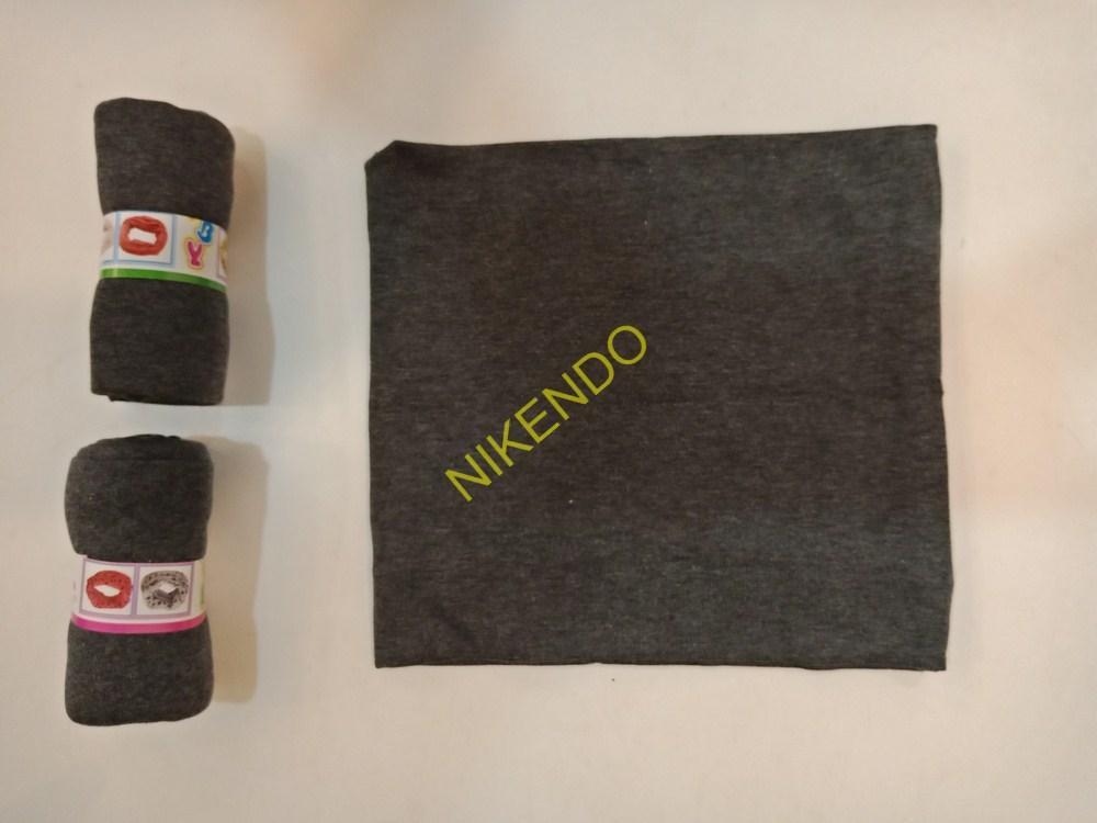Khăn ống nam, khăn ống đa năng, khăn ống vải cotton mềm mịn, co giãn tốt ( Khăn trơn một màu, không có họa tiết)