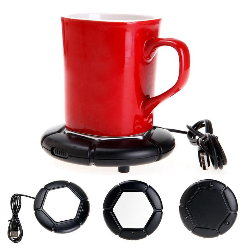 Bảng giá Waterproof USB Tray Pad Decor Warm Up Heater Powered Electronics Mug Heater USB Drink Warmer Mat Cup Warmer Phong Vũ