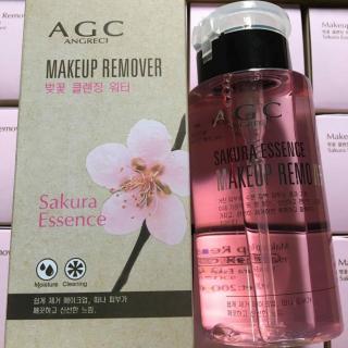 Nước tẩy trang AGC Makeup Remover 200g thumbnail