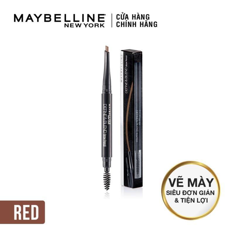 Chì Kẻ Mày Siêu Đơn Giản Và Tiện Lợi Define & Blend Maybelline New York 0.16g