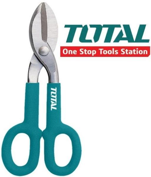 Kéo cắt tôn tole 10inch 254mm Tin Snip Total THT524101