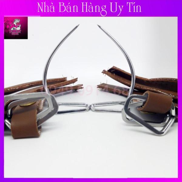 Cựa Gà Nòi Thép Mỹ Gọng Lai Việt Hàng Chuẩn Đá Tiền Size 60