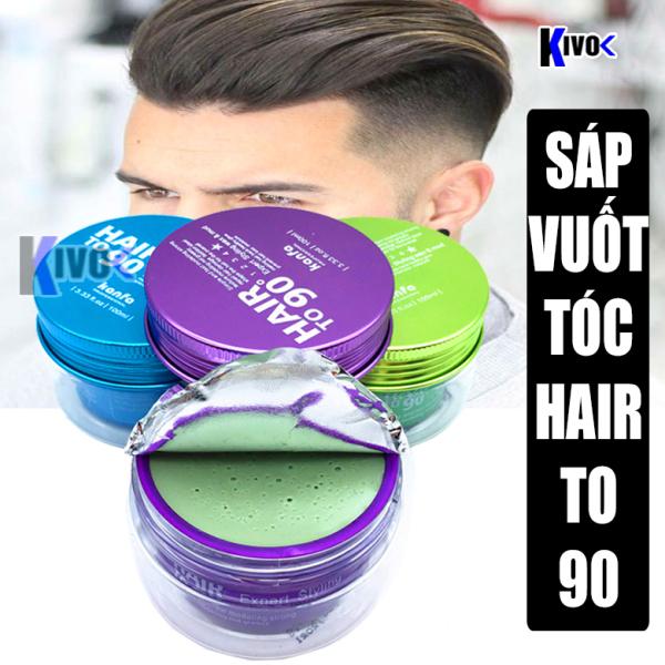 Sáp Tạo Kiểu Tóc Kanfa Hair to 90 - Wax Vuốt Tóc Nam / Giữ Nếp / Làm Tóc Vuốt Dựng 90 Độ - Kivo